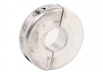 Aluminium-Wellenanoden / ring