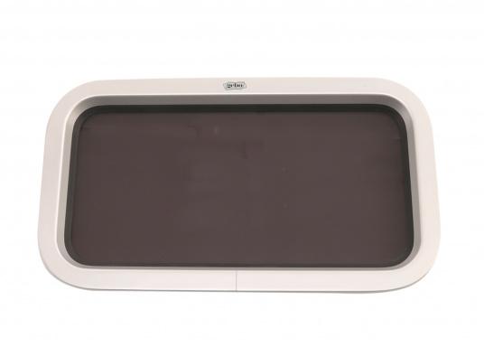 Standard Portlight / fixed window / size 4 / 499 x 279 mm