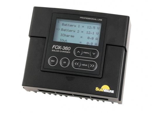 Solar-Laderegler FOX-360