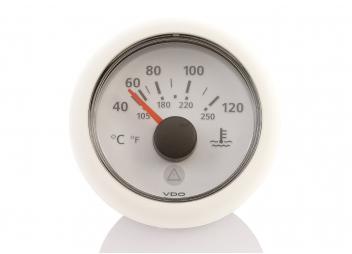 Viewline Temperaturmesser / weiß