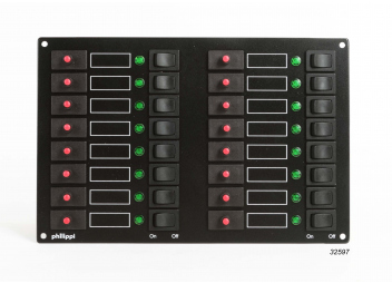 STV 316 Series Switchboard