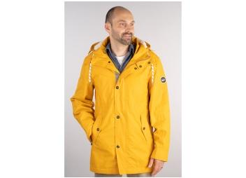 NILAS All-weather Jacket / yellow