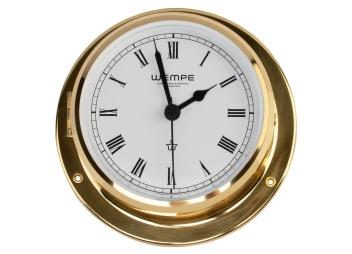 SKIFF Quartz Clock / Roman numerals