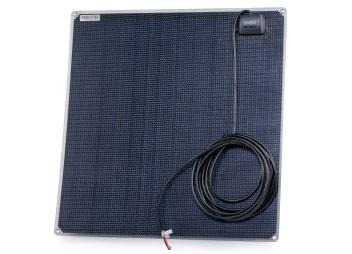 MARE FLEX 55 Solar Module / 560 x 540 x 4 mm incl. 5 m cable