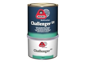 2-K Hochglanz-Klarlack CHALLENGER UV
