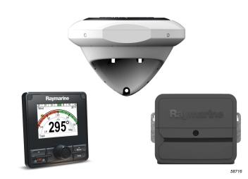 Autopilot EV-150 / inkl. Bedieneinheit p70Rs / für Antriebe Typ 1