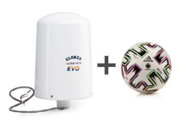 Antenne WiFi weBBoat Lite EVO / avec ballon Adidas