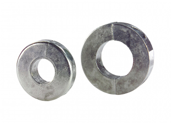 Shaft zinc anodes, short version