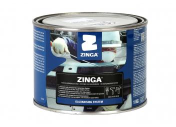 Pâte de zinc ZINGA