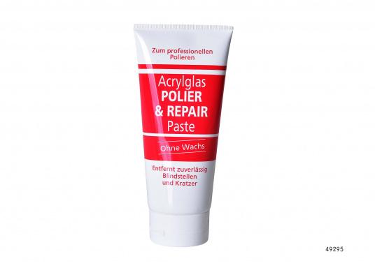 Polierpaste für Plexiglas