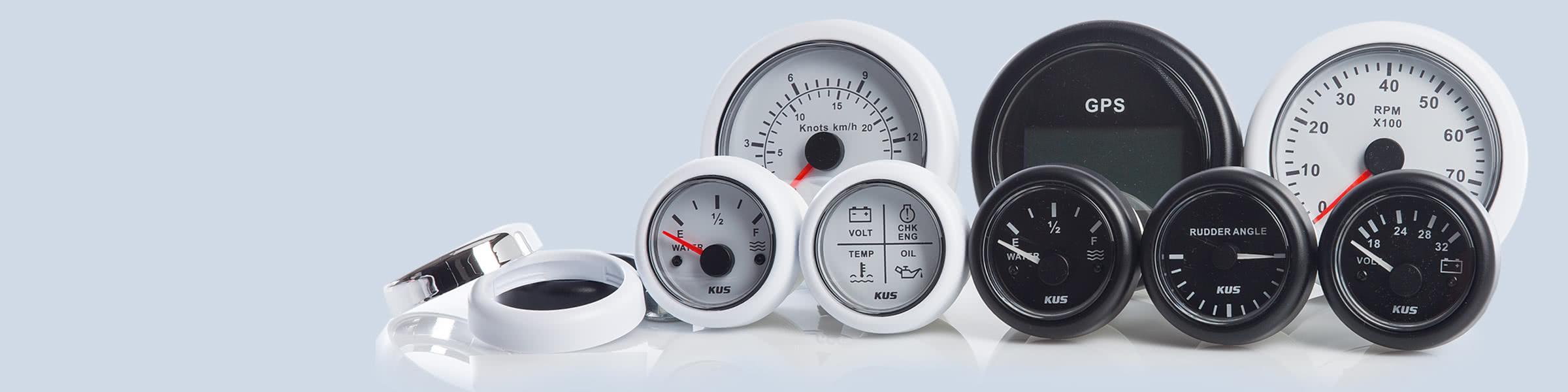 New: KUS engine instrumentation