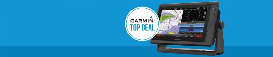 Garmin GPSMAP 922 begrenzte Stückzahl - jetzt sichern!