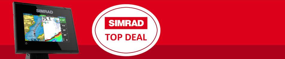 Simrad GO 5 XSE zum HAMMER-Preis