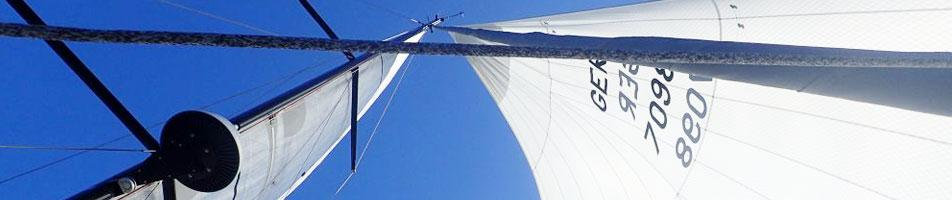 Sails made to measure High-Quality crusing sails at  unbeatable prices