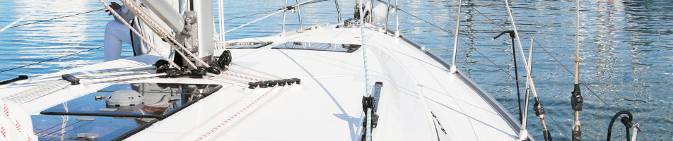 A Clean Boat! The right product for every material