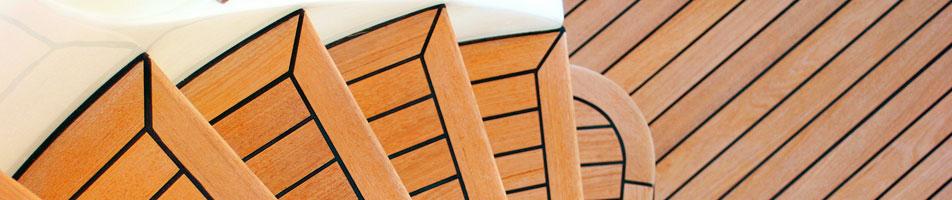For a well-kept deck! Teak maintenance & care
