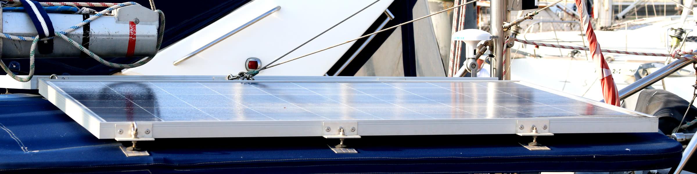 Solar Panels & Wind Generators