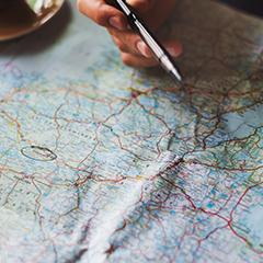 Sextants et équipements de navigation