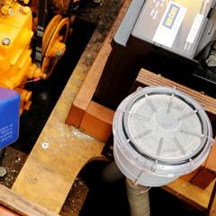 Filtros para agua de mar y accesorios