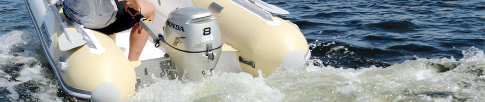 Everything for your outboarder! Outboard Engine Accessories