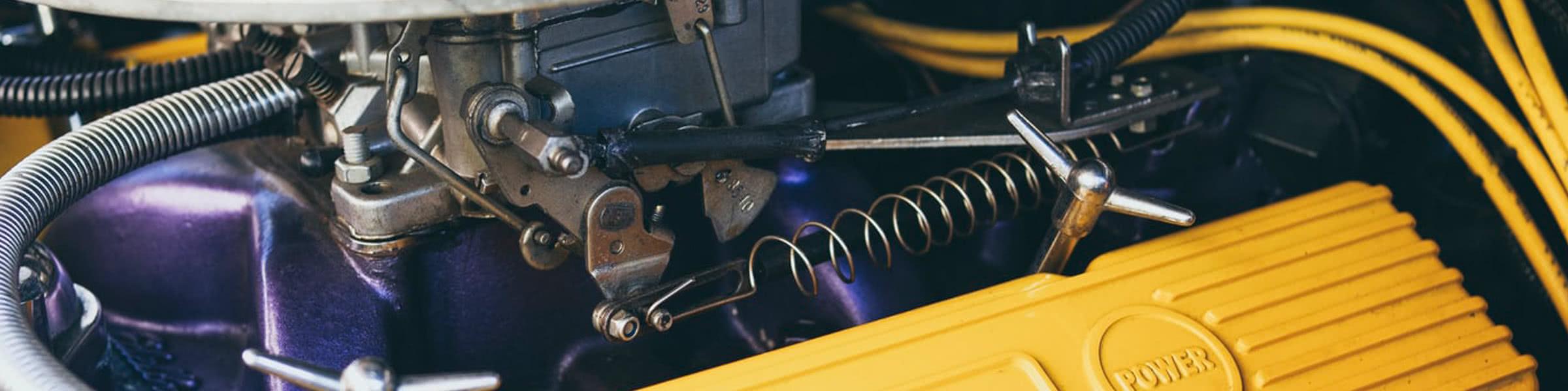 Evita i batteri e l'inquinamento del diesel