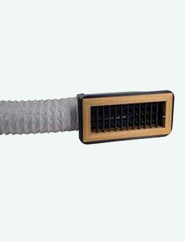 Conduits d'air chaud et accessoires