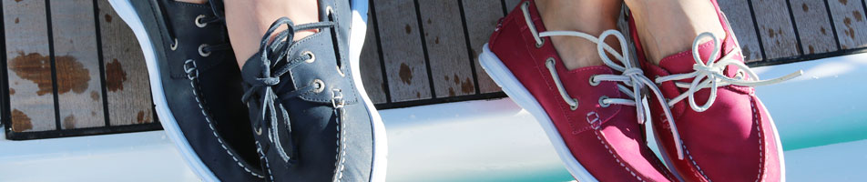 NEW: SEBAGO Trusted and used by sailors everywhere