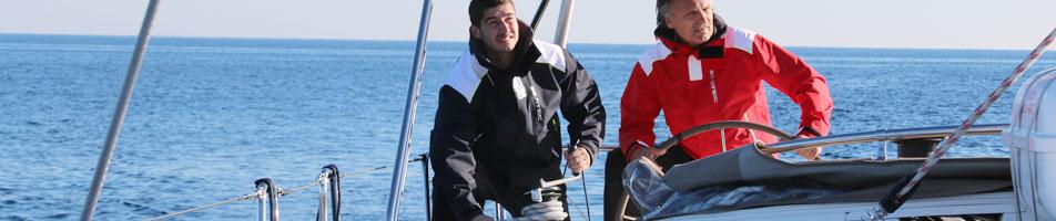 Für aktive Segler SEATEC Segeljacken