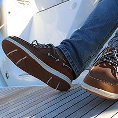 Boat Shoes and Sailing Boots