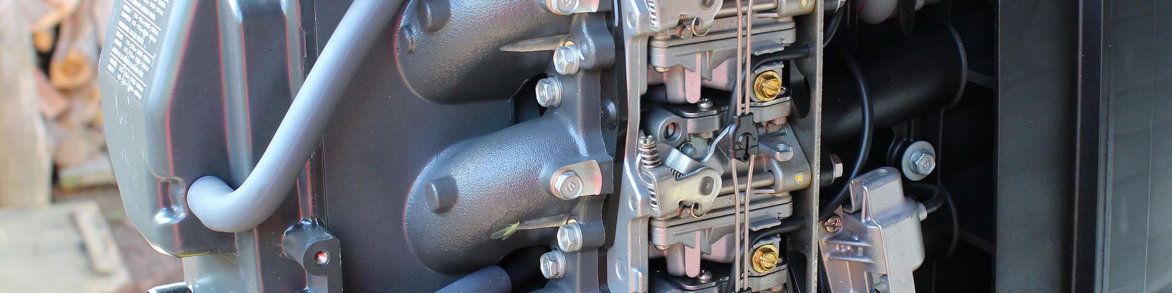 Motors, Technology