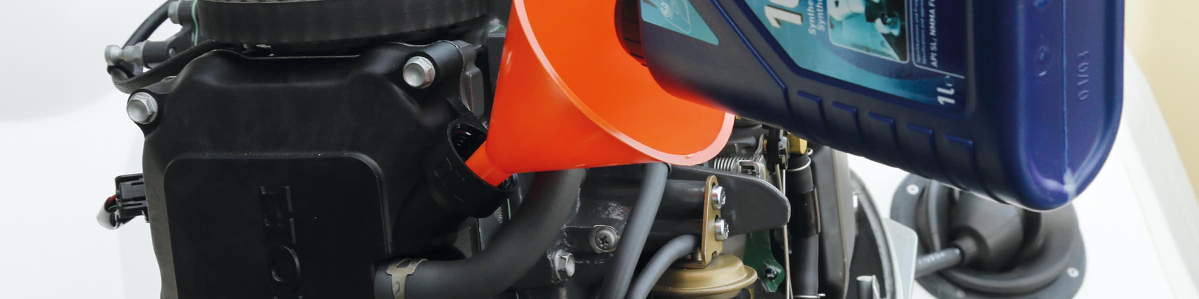 Aceite de motor 15W-40 de LIQUI MOLY