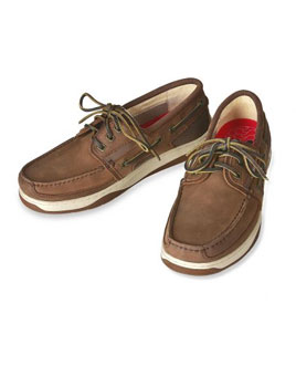 Gill Men's Boat Shoes