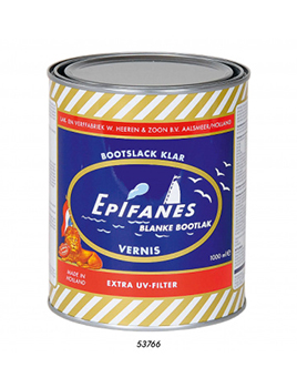 Epifanes Clear Varnish & Wood Protection