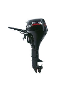 Suzuki 4-Stroke Outboarders