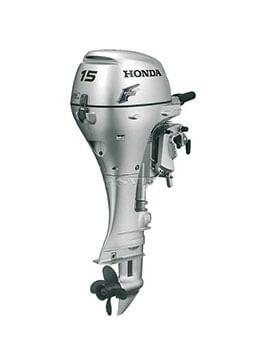 Honda 4-Stroke Outboarders