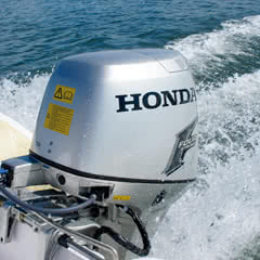 Petrol Outboards
