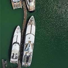 Single Bow & Stern Thrusters