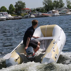 Inflatable-Floor Dinghies