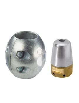 Zinc Propeller / Shaft Anodes