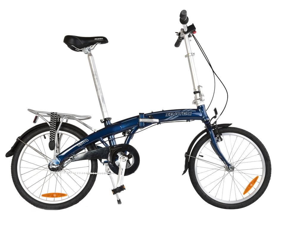 Folding bicycle vento