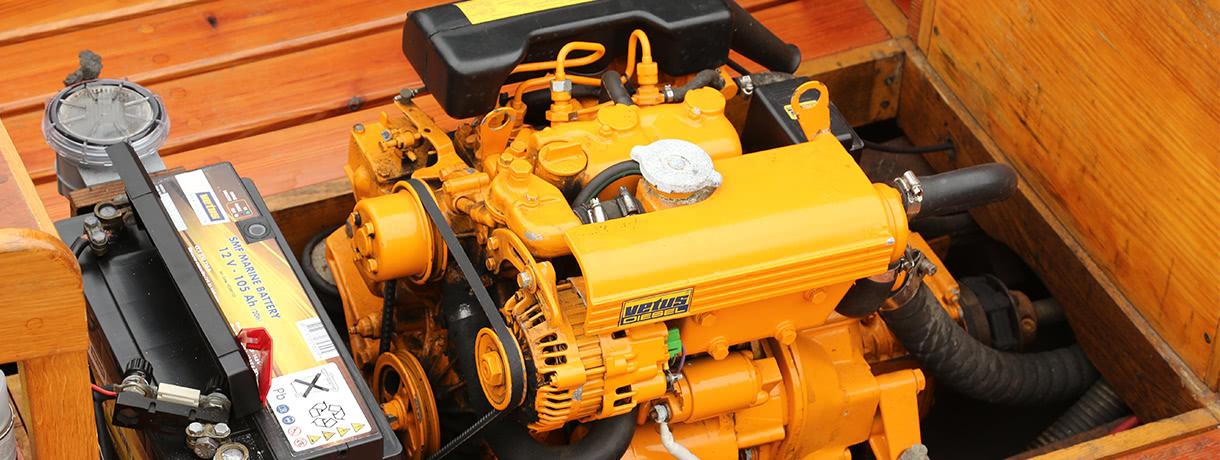 Winterise your engine