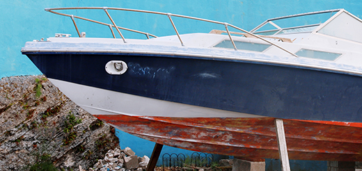 without antifouling