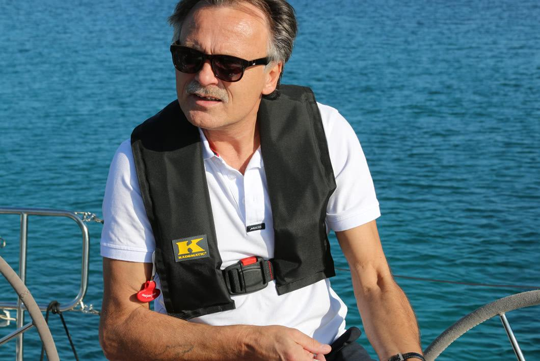 Life Jackets with 150 N buoyancy