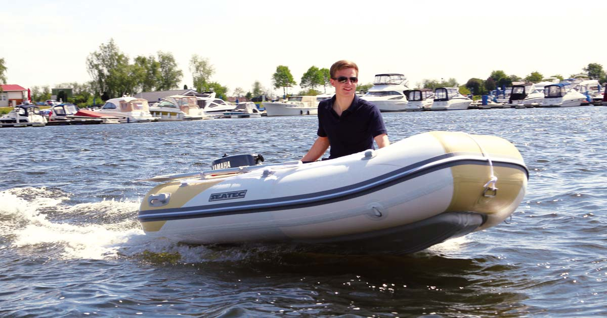 Dinghy guide SVB   Yacht and boat equipment