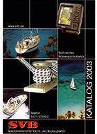 SVB catalogue 2003