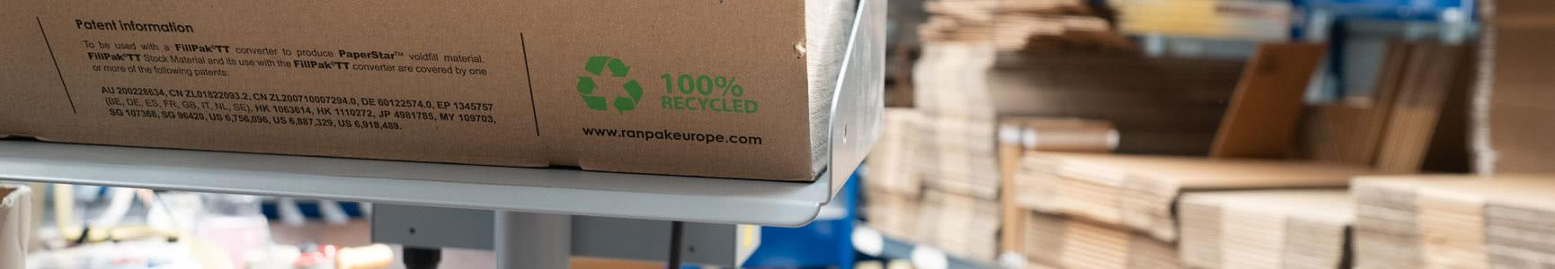 In safe and sustainable packaging
