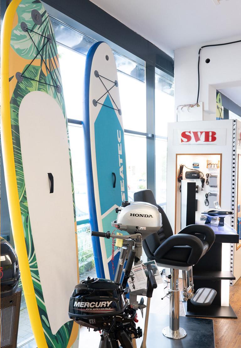 SVB Boutique in Bremen