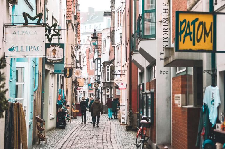 Bremen - Hansestadt mit nautischer Tradition