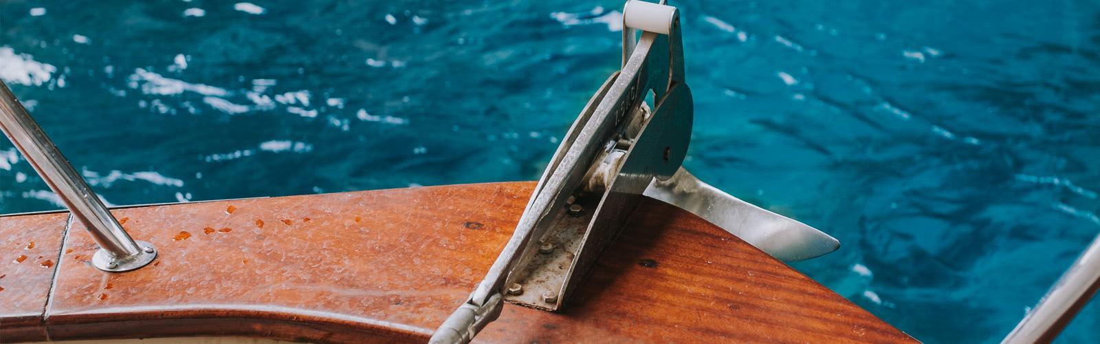 Welcher Anker ist der richtige für mein Boot?