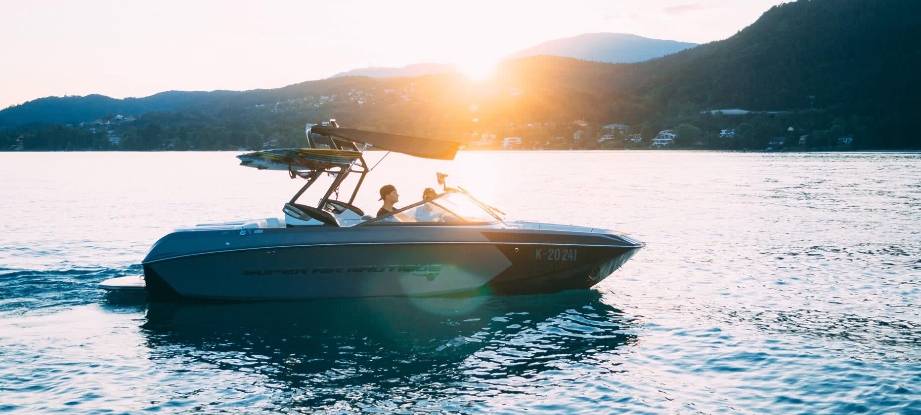 These are the things you should consider when chartering a boat
